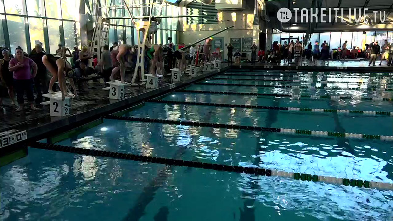 Heat 5 | 21 Women 50 Free | 2016 SPMS Short Course Meters Championship | VIDEO