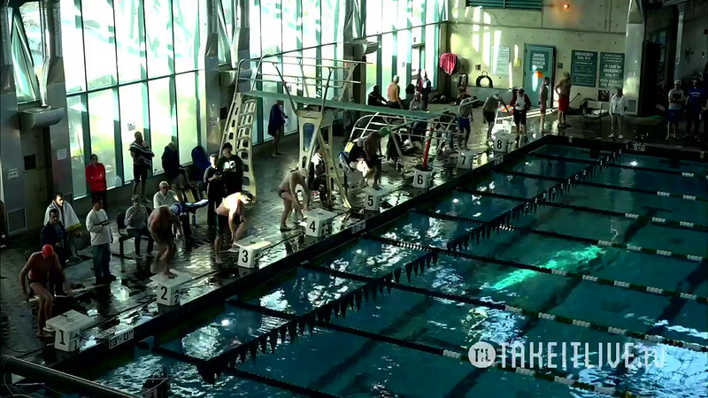 Heat 2 | 3 Men 200 IM | 2016 SPMS Short Course Meters Championship | VIDEO
