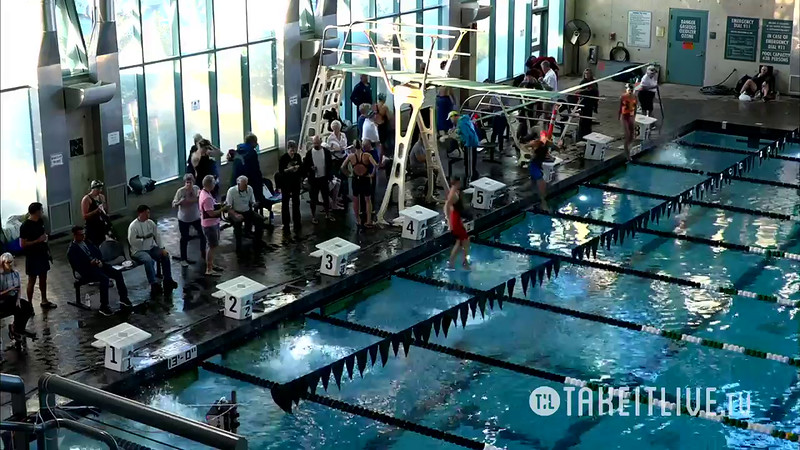 Heat 5 | 6 Women 200 Back | 2016 SPMS Short Course Meters Championship | VIDEO