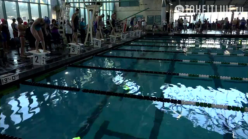 Heat 3 | 27 Women 50 Breast | 2016 SPMS Short Course Meters Championship | VIDEO