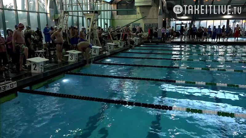 Heat 9 | 22 Men 50 Free | 2016 SPMS Short Course Meters Championship | VIDEO