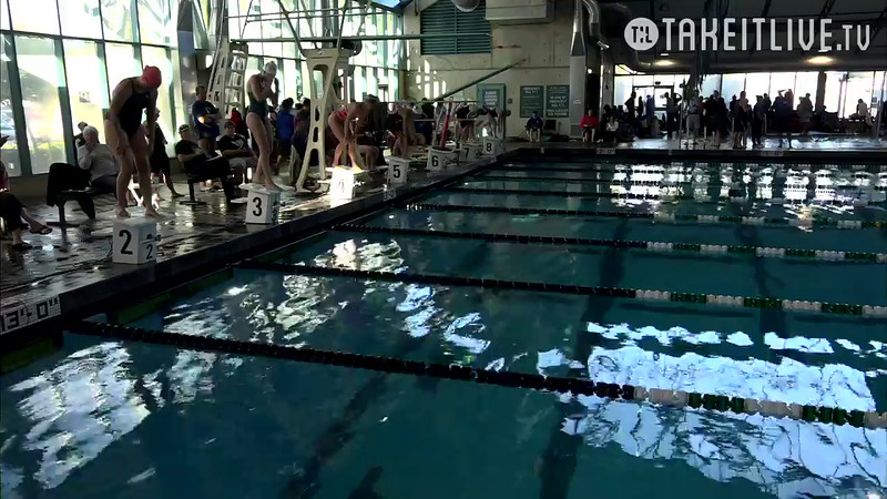 Heat 4 | 18 Women 200 Fly | 2016 SPMS Short Course Meters Championship | VIDEO