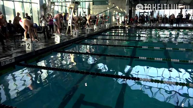 Heat 2 | 33 Men 100 IM | 2016 SPMS Short Course Meters Championship | VIDEO