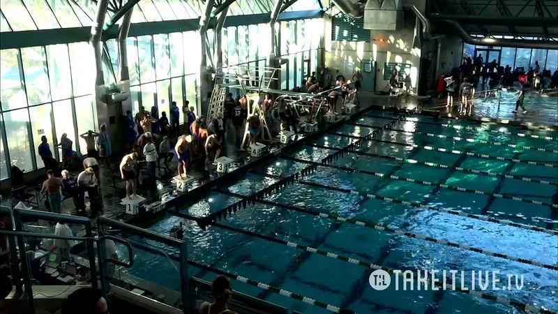 Heat 6 | 5 Men 100 Free | 2016 SPMS Short Course Meters Championship | VIDEO