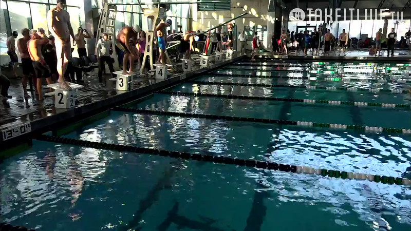 Heat 5 | 33 Men 100 IM | 2016 SPMS Short Course Meters Championship | VIDEO