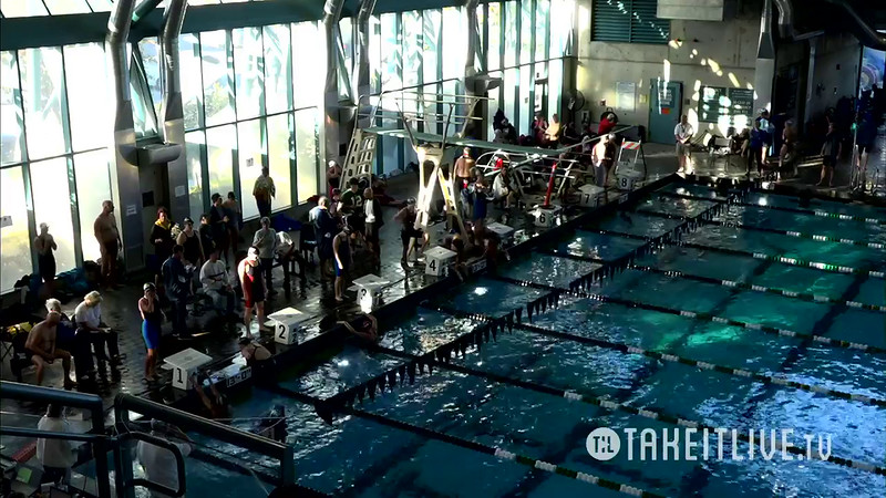 Heat 5 | 4 Women 100 Free | 2016 SPMS Short Course Meters Championship | VIDEO