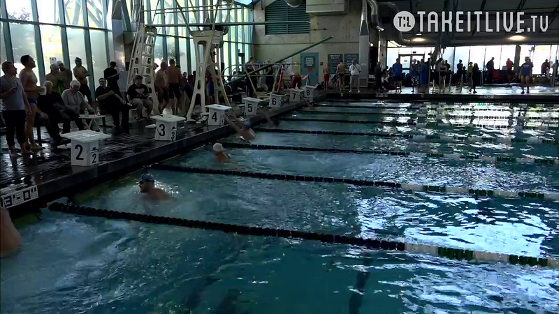 Heat 6 | 15 Men 100 Back | 2016 SPMS Short Course Meters Championship | VIDEO