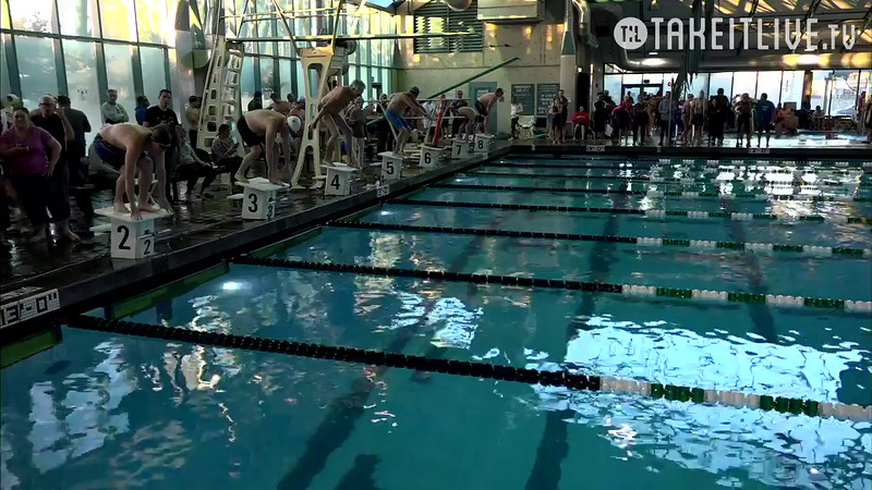 Heat 1 | 22 Men 50 Free | 2016 SPMS Short Course Meters Championship | VIDEO