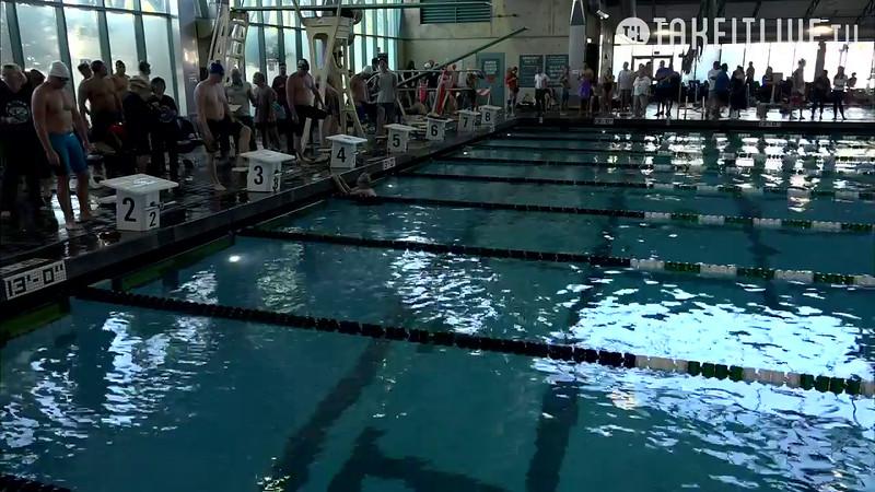 Heat 8 | 28 Men 50 Breast | 2016 SPMS Short Course Meters Championship | VIDEO