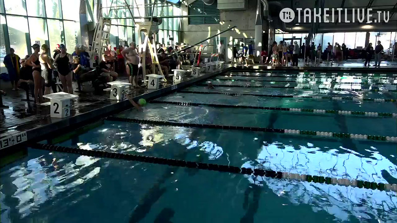 Heat 1 | 20 Mixed 200 Medley Relay | 2016 SPMS Short Course Meters Championship | VIDEO