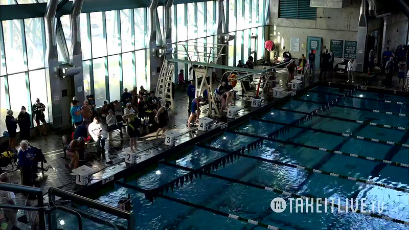 Heat 2 | 2 Women 200 IM | 2016 SPMS Short Course Meters Championship | VIDEO