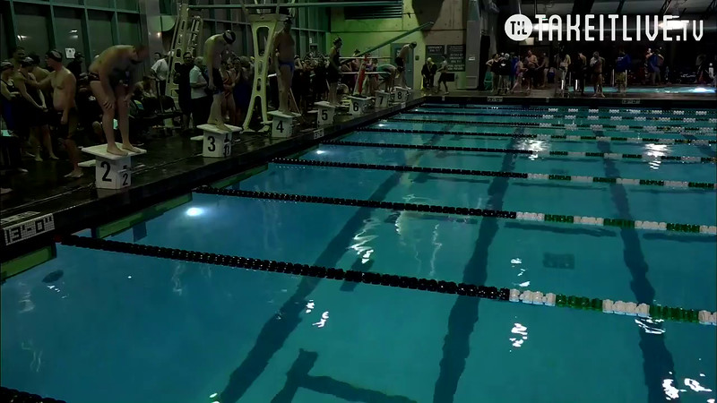 Heat 1 | 38 Mixed 200 Free Relay | 2016 SPMS Short Course Meters Championship | VIDEO