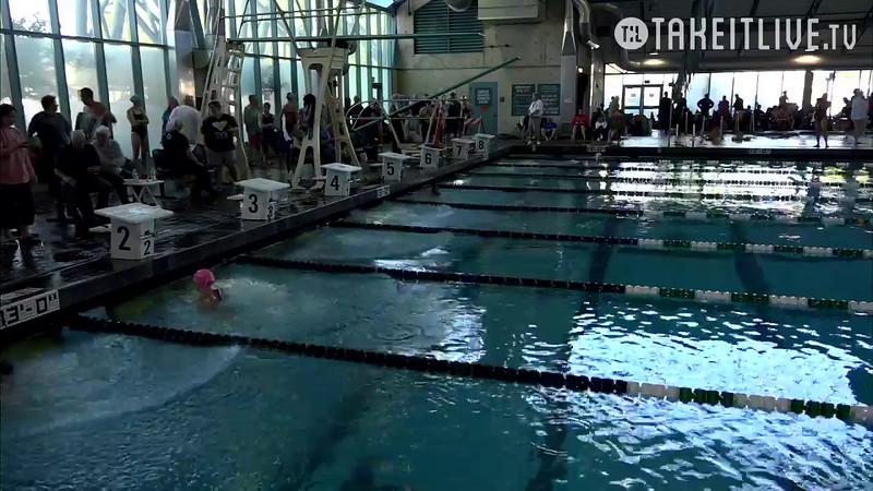 Heat 5 | 14 Women 100 Back | 2016 SPMS Short Course Meters Championship | VIDEO