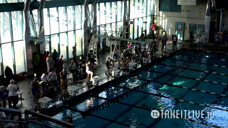 Heat 6   2 Women 200 IM   2016 SPMS Short Course Meters Championship   VIDEO