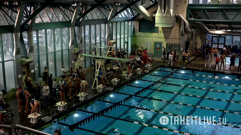 Heat 1 | 8 Mixed 800 Free Relay | 2016 SPMS Short Course Meters Championship | VIDEO