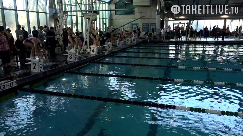 Heat 5 | 16 Women 100 Breast | 2016 SPMS Short Course Meters Championship | VIDEO