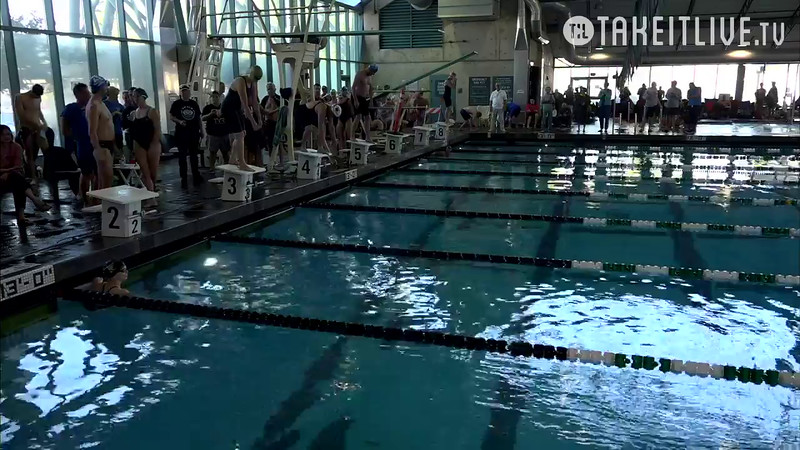 Heat 1 | 13 Mixed 400 Free Relay | 2016 SPMS Short Course Meters Championship | VIDEO