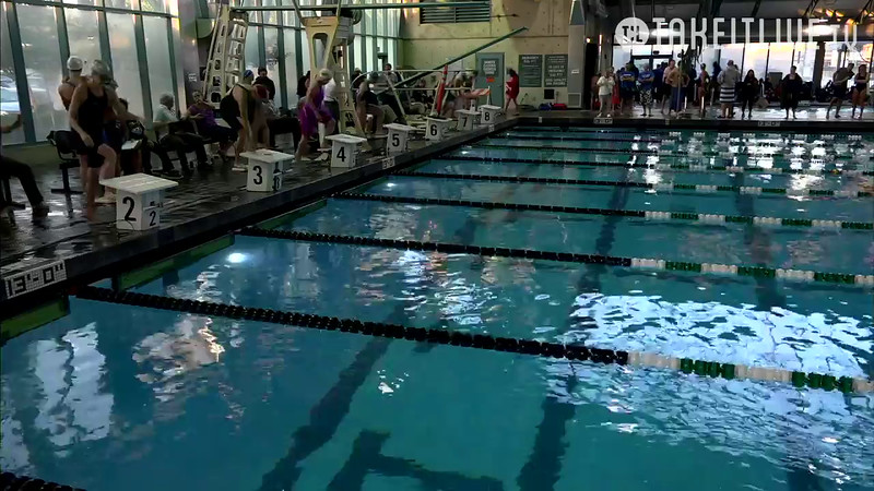 Heat 5 | 36 Women 200 Breast | 2016 SPMS Short Course Meters Championship | VIDEO