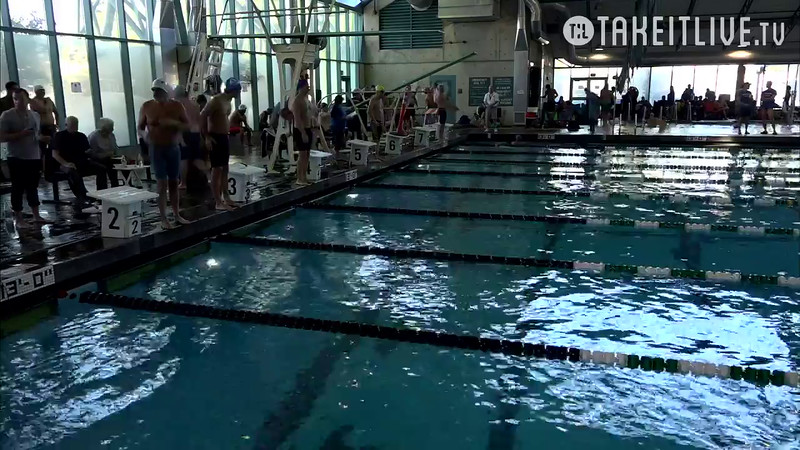 Heat 4 | 15 Men 100 Back | 2016 SPMS Short Course Meters Championship | VIDEO
