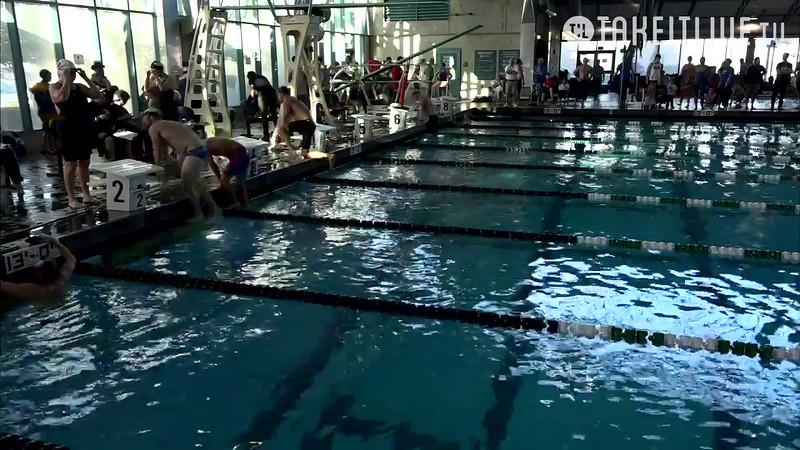 Heat 1 | 32 Women 100 IM | 2016 SPMS Short Course Meters Championship | VIDEO