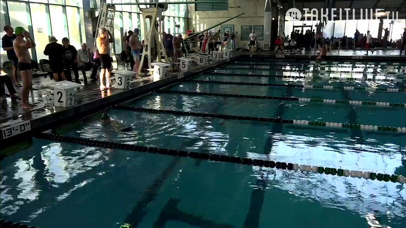Heat 2 | 31 Men 200 Free | 2016 SPMS Short Course Meters Championship | VIDEO