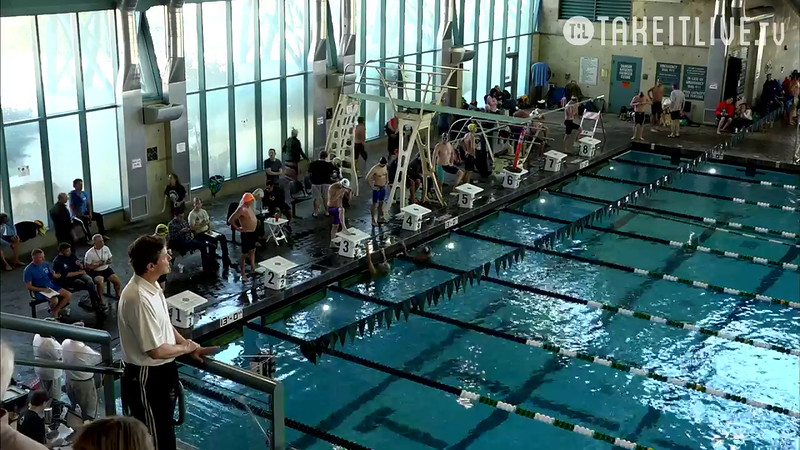 Heat 8 | 10 Men 400 Free | 2016 SPMS Short Course Meters Championship | VIDEO