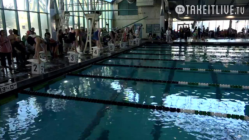 Heat 4 | 16 Women 100 Breast | 2016 SPMS Short Course Meters Championship | VIDEO