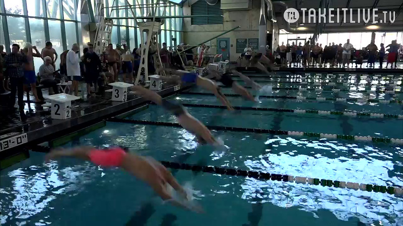 Heat 12 | 12 Men 50 Fly | 2016 SPMS Short Course Meters Championship | VIDEO