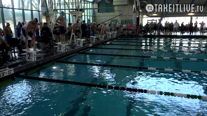 Heat 3 | 12 Men 50 Fly | 2016 SPMS Short Course Meters Championship | VIDEO