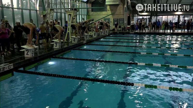 Heat 14 | 22 Men 50 Free | 2016 SPMS Short Course Meters Championship | VIDEO