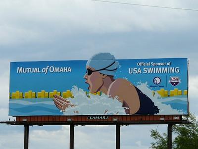 2008 Olympic Trials - Swimming (Natalie Coughlin events) - Omaha, Nebraska