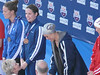 Day 5 awards ceremony 100 freestyle