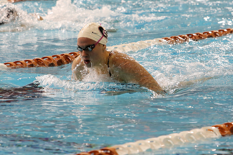 Former UGA swimmer Melanie Margalis