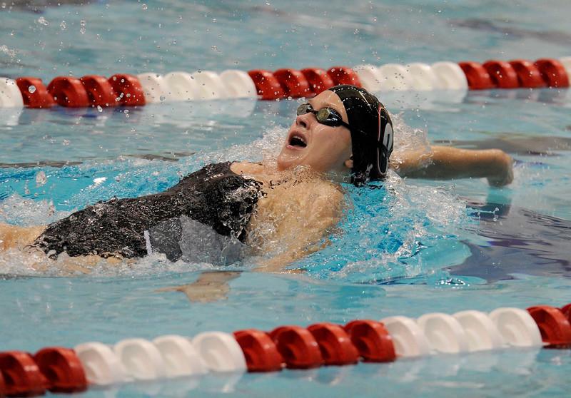 Olivia Smoliga - Georgia women's swimming & diving team (Photo by John Kelley / Georgia Sports Communication)