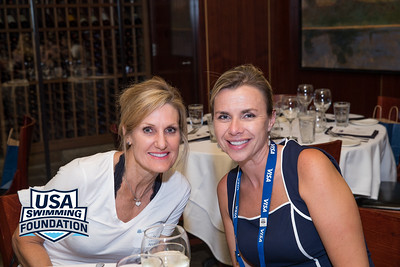 The USA Swimming Foundation Dinner , on Tuesday, June 28, 2016. Photo/Melissa Lundie