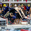 Women 400 freestyle relay during the UGA Fall Invitational at Gabrielsen Natatorium in Athens, Ga., on Sunday, Dec. 4, 2016, (Photo by John Paul Van Wert)