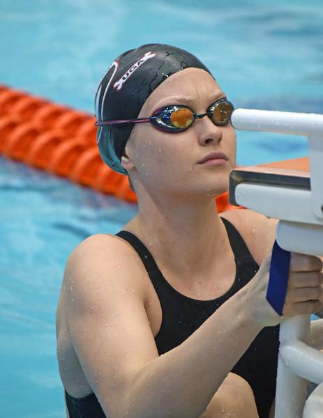 Georgia swimmer Olivia Smoliga (Photo by Steven Colquitt / Georgia Sports Communications)