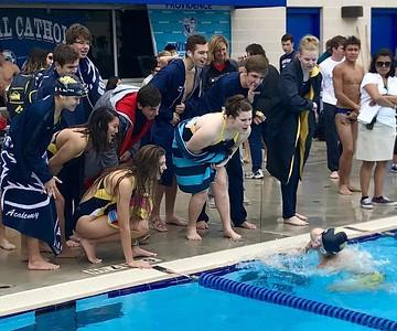 2017-18 Swimming