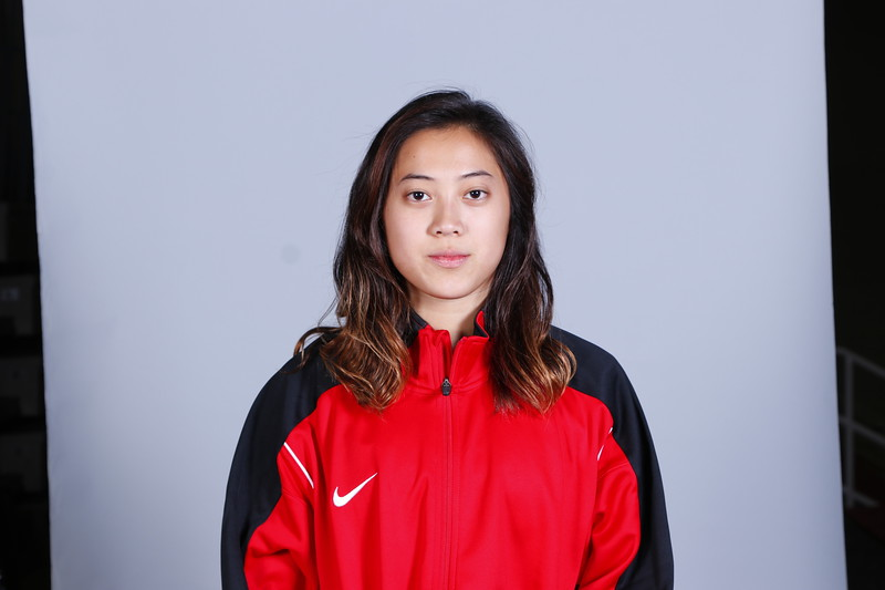Georgia diver Freida Lim  -  UGA WOMEN'S SWIMMING & DIVING TEAM -  (Photo from Georgia Sports Communication)