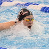 Georgia's Chelsea Britt during the NCAA Women's Swimming and Diving Championships in Columbus, Ohio, on Thursday, March 15, 2018. (Photo by Steven Colquitt)