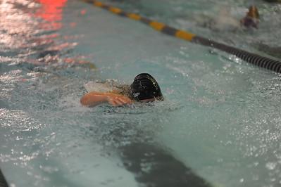County Coed Swim Meet 12/16/11 RD