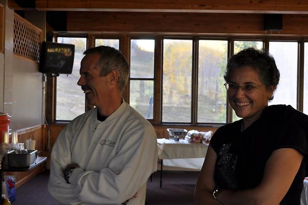 Fall Banquet Ski Sunlight Resort