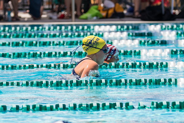 Kern County Swim Championships 2016