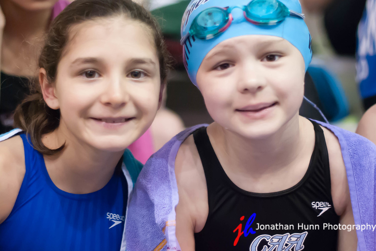 2017 MD Swimming Jr Champs - Session 1