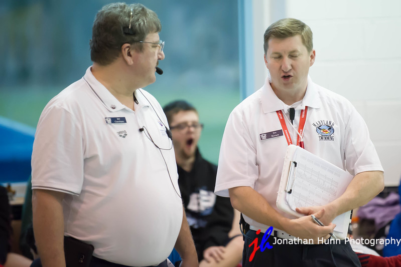 Maryland Swimming Officials 2017
