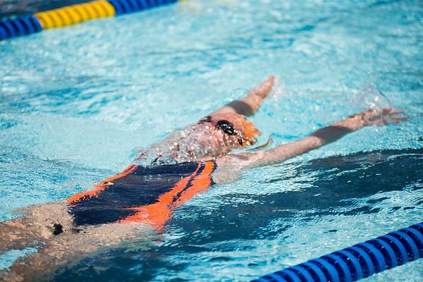 Shafter Stingrays Swim Meet