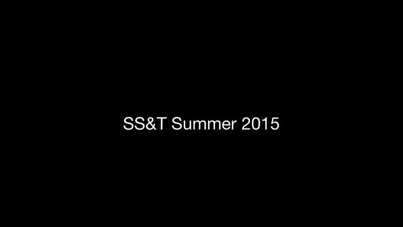 2015 SS&T Slideshow