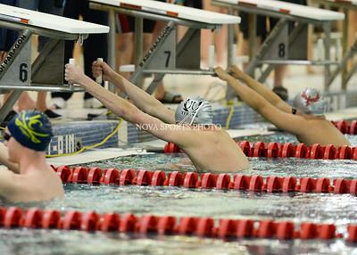 Swimming: 2016 Conference 21B Championship 1.29.16