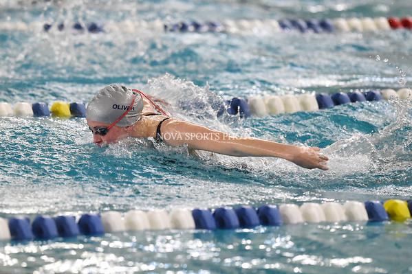 AW Swim Conference 22 Championship, Girls 200 Yard IM-5