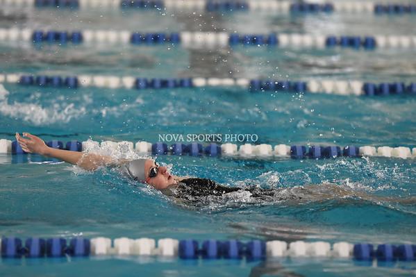 AW Swim Conference 22 Championship, Girls 200 Yard IM-18